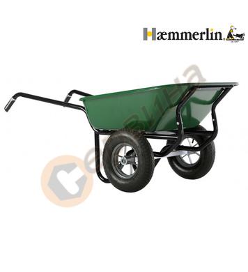Строителна количка Haemmerlin 1092DG-301610701 - 160л