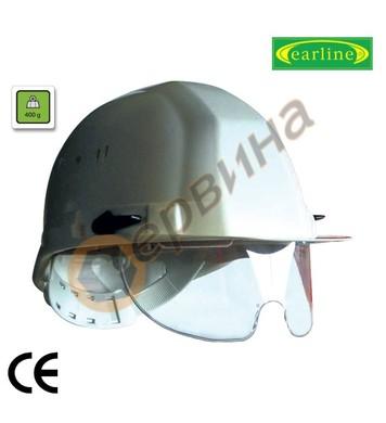Строителна каска с очила Earline - EL65120