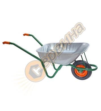 Строителна галванизирана количка Yaparlar 72119G80 - 65л/90л