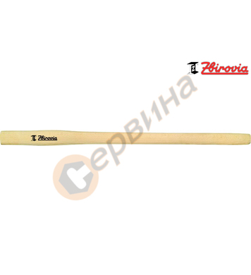 Дръжка за боен чук от бук Zbirovia N3-18-5/6 - 0.650кг