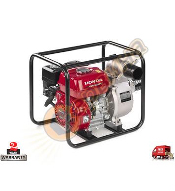 Водна-самозасмукваща помпа бензинова Honda WB30XT2 - 3.6kW/5