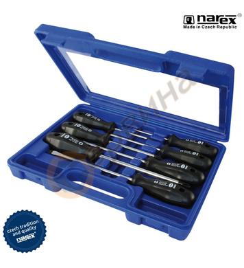 Комплект отвертки Narex 8624 01 - 7бр.