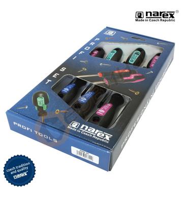 Комплект отвертки Narex 8586 00 - 7бр.