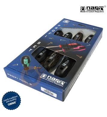 Комплект отвертки Narex 8646 00 - 7бр.