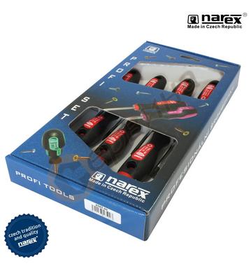 Комплект отвертки Narex 8585 00 - 7бр.
