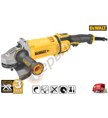 Ъглошлайф DeWalt DWE4559 - 2400W 230мм