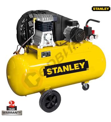 Маслен компресор Stanley B251-10-100 - 100л / 10бара