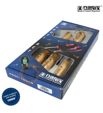 Комплект отвертки Narex 8580 00 - 5бр.