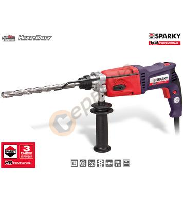Комбиниран перфоратор Sparky BPR 220E HD 12000040964 - 650W