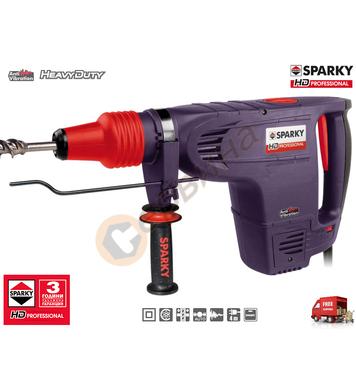 Комбиниран перфоратор Sparky BP 750CE HD 10010050452 - 1350W