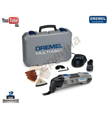 Акумулаторен мултифункционален инструмент Dremel Multi-Max 8