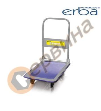Количка платформена 150кг. ERBA ER03052