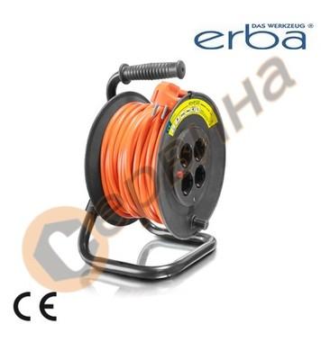 Разклонител - макара с кабел 25м. ERBA ER11051