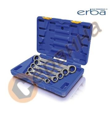 Комплект тресчоти гаечни ключове 5бр. ERBA ER06102