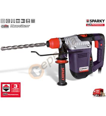 Комбиниран перфоратор Sparky BP 330CE HD 10010050350 - 900W