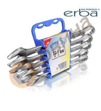 Комплект гаечни ключове CrV 22-32мм ERBA 5бр. ER06108