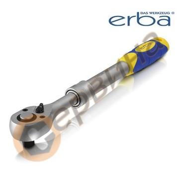 Тресчотка 1/2 телескопична ERBA 72зъба ER06046