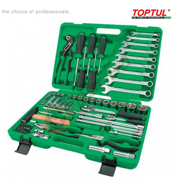 Комплект професионални инструменти Toptul GCAI8002 - 80 част