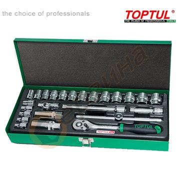 Комплект професионално гедоре Toptul GCAD2502 3/8 - 25 части
