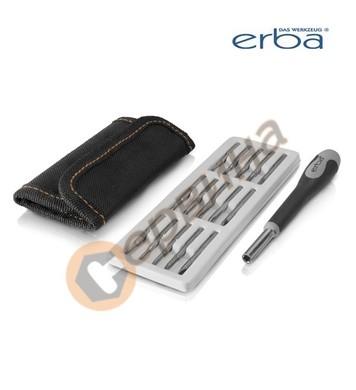 Комплект ръкохватка с накрайници за електроника ERBA ER03043