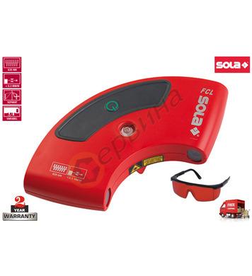 Лазерен нивелир за плочки Sola FCL 71015601 - 10м