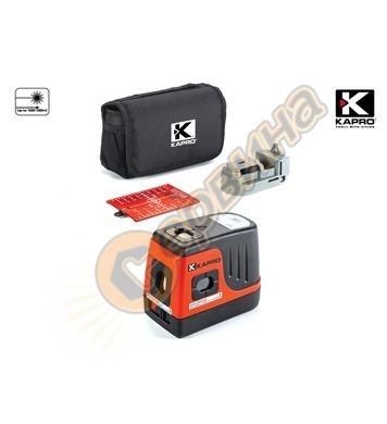 Лазерен точков нивелир Kapro 896 Prolaser 5-Dot - 30м