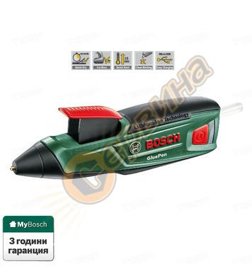 Акумулаторен пистолет за лепене Bosch GluePen 06032A2020 - 3