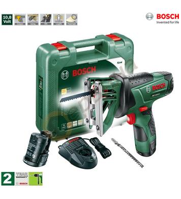 Акумулаторен прободен трион Bosch PST 10.8 Li 06033B4020- 10