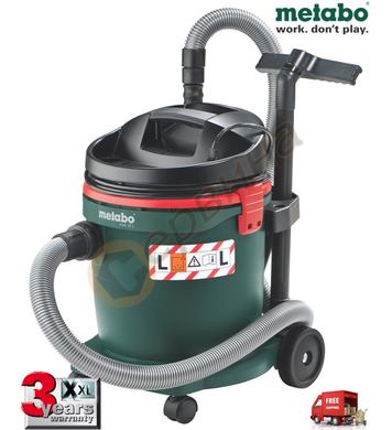Прахосмукачка за сух и мокър режим Metabo ASA 32 L 602013000