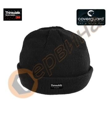 Плетена шапка с подплата Thinsulate 40гр/м2 Coverguard CW571
