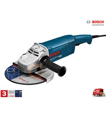 Ъглошлайф Bosch GWS 20-230 JH 0601850M03 - 230мм