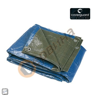 Покривен найлон - платнище 90гр/м2 4х5м Coverguard CW77145