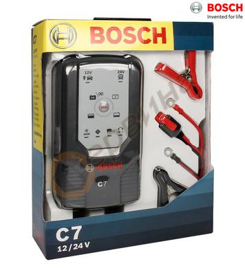 Зарядно устройство за акумулатор Bosch C7 018999907M - 12V/2