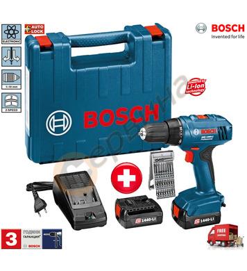 Акумулаторен винтоверт Bosch GSR 1440-LI Professional 06019A
