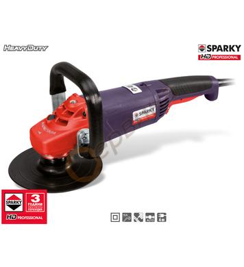 Полираща машина Sparky PMB 1655 HD 12010111812 - 1600W