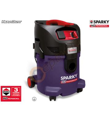 Професионална прахосмукачка Sparky VC1530SA 13000203008 - 12