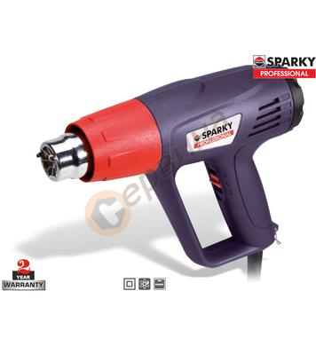 Пистолет за горещ въздух Sparky HAG 1600 E 13000201250 - 160