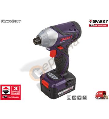 Акумулаторен ударен винтоверт Sparky GUR 15Li HD 14000192351
