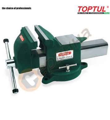 Професионално стоманено менгеме Toptul DJAC0105 - 120мм