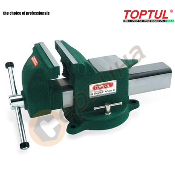 Професионално стоманено менгеме Toptul DJAC0110 - 250мм