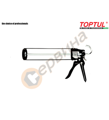 Пистолет за силикон Toptul JJAY0902 - 300 мл