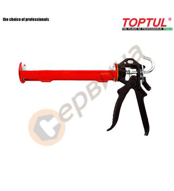 Професионален пистолет за силикон Toptul JJAY0903 - 300 мл