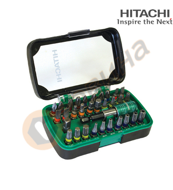 Комплект накрайници Hitachi 750363 - 32бр.