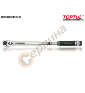 Динамометричен ключ Toptul ANAF0803 1/4 - 6-30 Nm