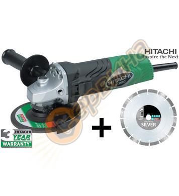 Ъглошлайф Hitachi G13SR3 - 730W/125мм