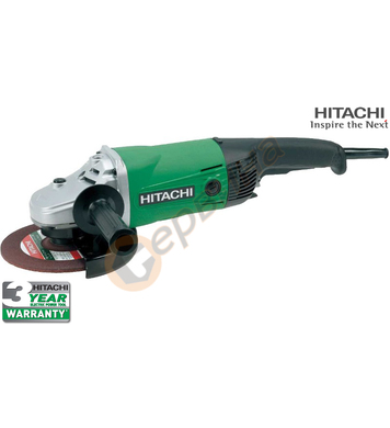 Ъглошлайф Hitachi G18SS - 1900W/180мм