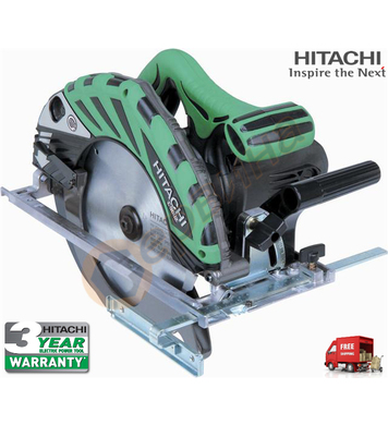 Ръчен циркуляр Hitachi C9BU2 - 2000W