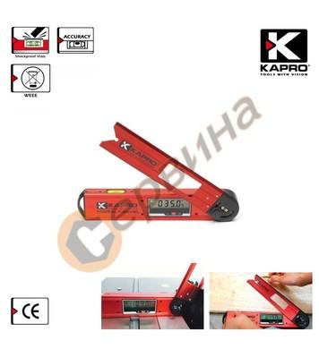 Нивелир с една либела и дигитален ъгломер Kapro 992 Digital