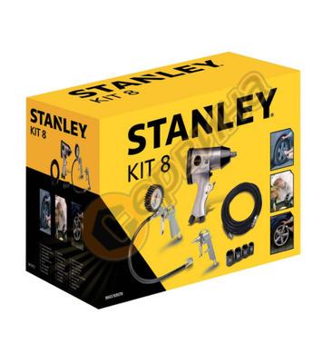 Комплект пневматични инструменти Stanley 9045769 - 8части