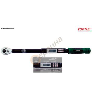 Динамометричен ключ Toptul DT-200N0 1/2 - 20-200 Nm